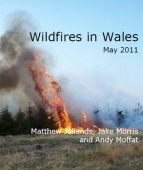 Wildfires in Wales