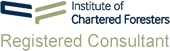Institute of Chartered Foresters, Registered Consultant
